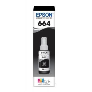 TINTA EPSON T664120 NEGRO L110/L200