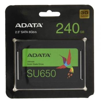 UNIDAD SSD Adata 240 GB
