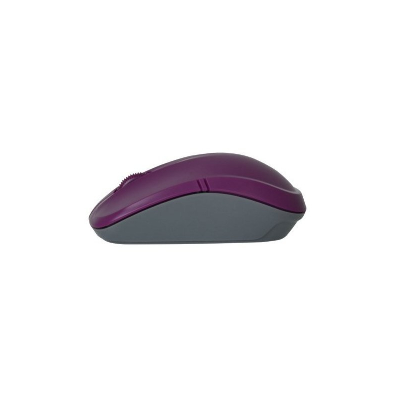 RATÓN ÓPTICO INALÁMBRICO PERFECT CHOICE PC-044833 COLOR MORADO
